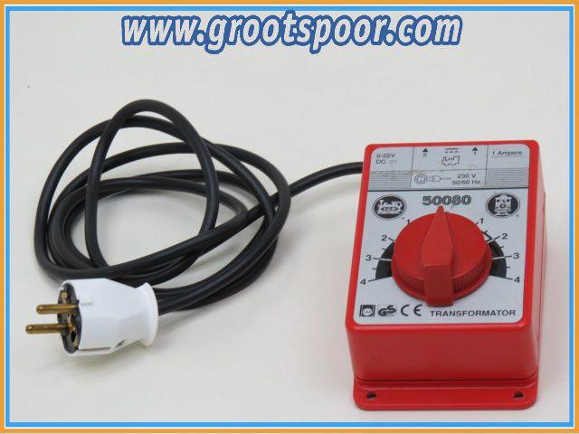 LGB 50080 Transformator 1A 0-22V