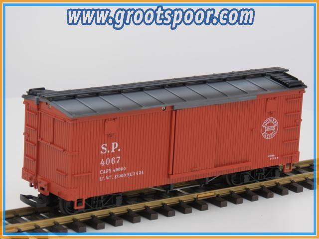 LGB 4067 Amerikaanse boxcar D. & R.G.No 4067