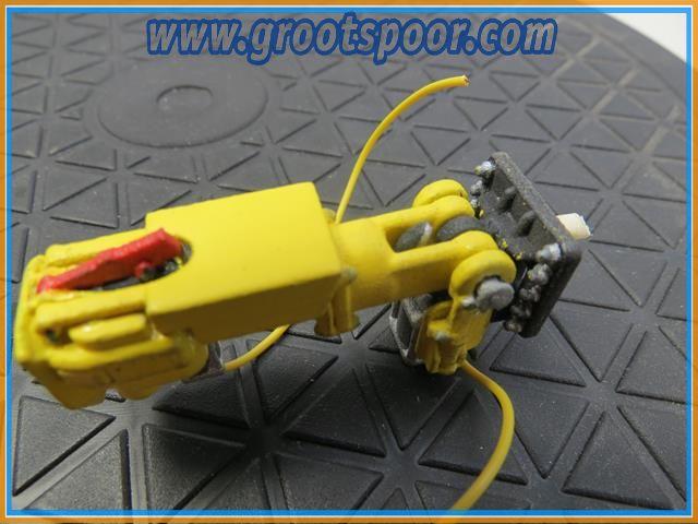 MASSOTH 8500801 Rangier Kupplung für diverse Modelle, Zurüstteile Piko LGB