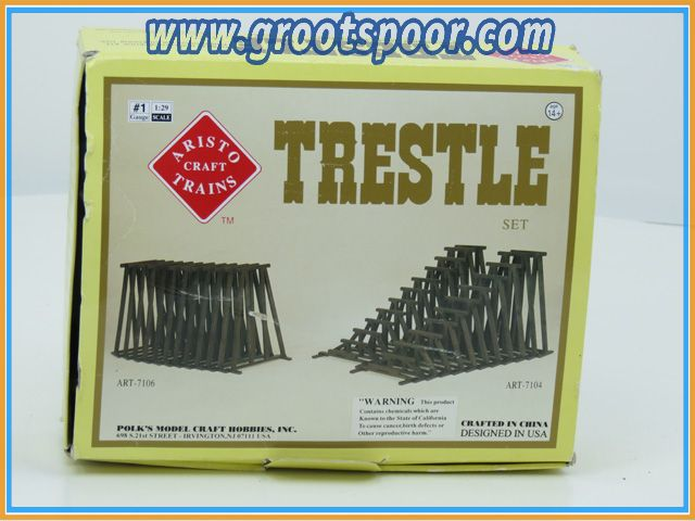 Aristo Craft Trestle set  art nr. 7104