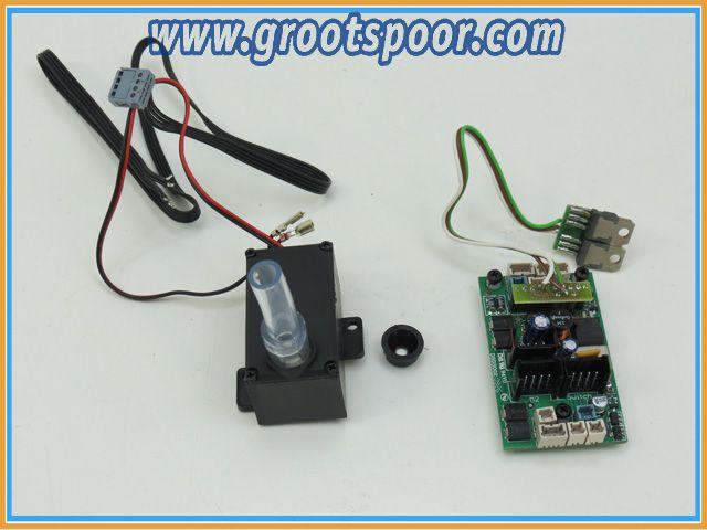LGB Platine SET 25811 Neuware Basis Platine & verdamper