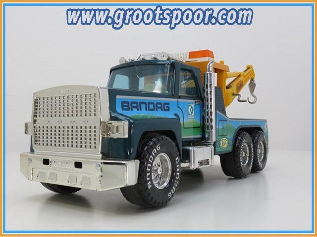 Nylint Truck 866 +- 1:18 Bandag