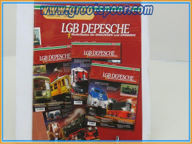 LGB Depesche Index 1120-123