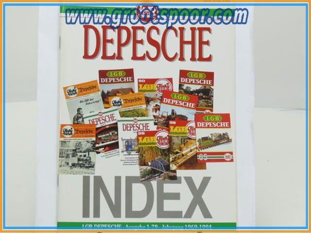 LGB Depesche Index 1-79