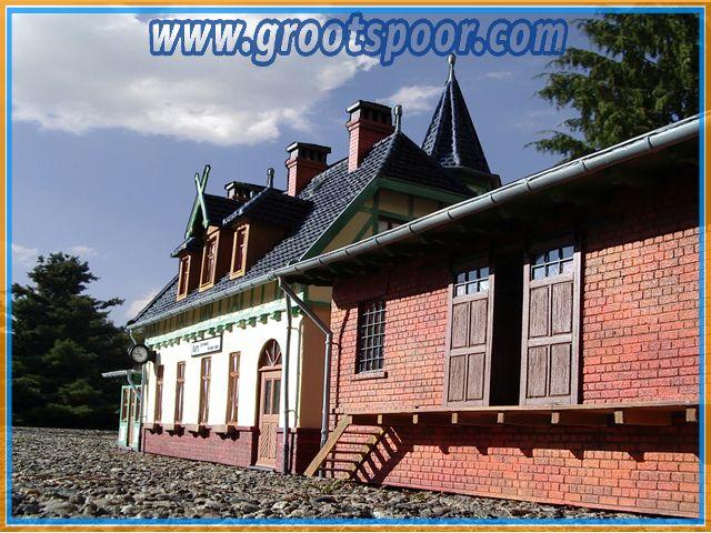 KOTSCH Bahnhof Burg