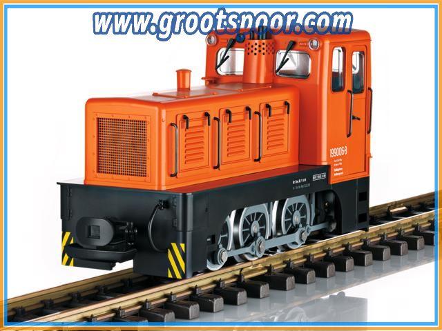 LGB 20320 HSB Diesellocomotief V 10C