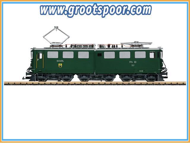 LGB 22062  Elektrische locomotief Ge 6/6 II
