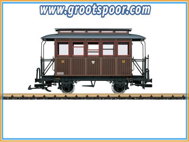 LGB 35095  Personenrijtuig 3e klas S.St.E