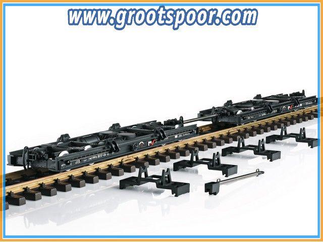 LGB 49189 Rollwagen-Set