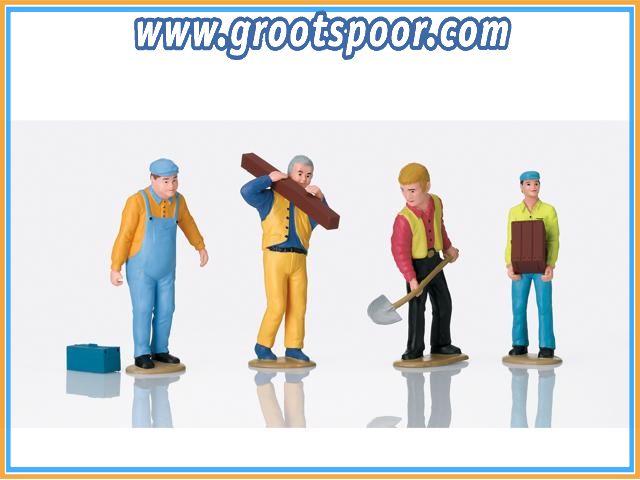 LGB 53005 Set figuren werklieden