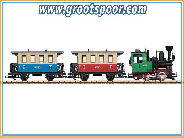 LGB 72307 Startset Personentrein 120V