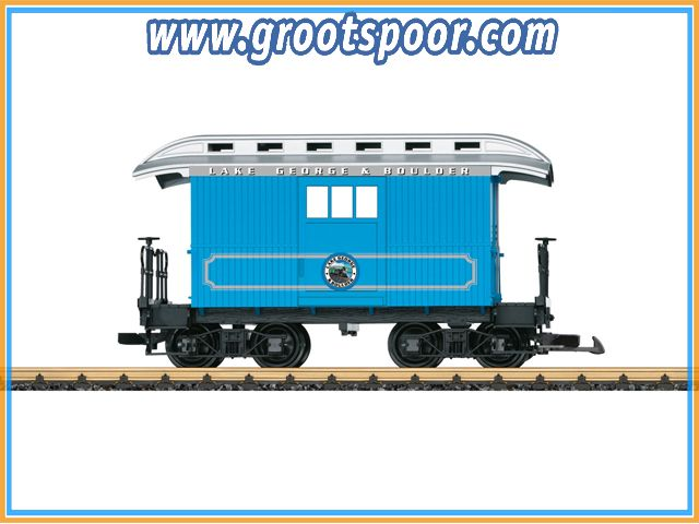 LGB 31052 Gepäckwagen LGB