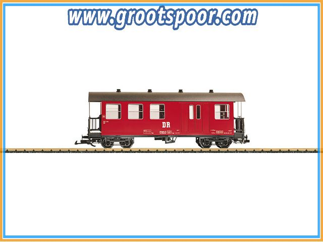 LGB 35710 Personen-/Gepäckwagen DR