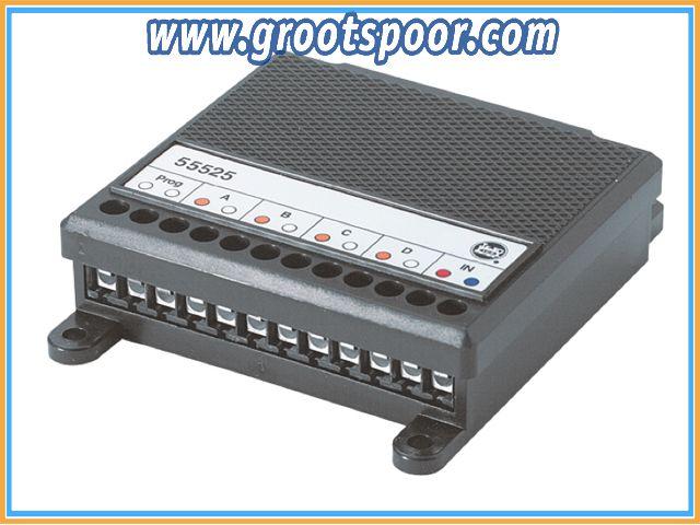 LGB 55525  Weichendecoder 4 Kanal