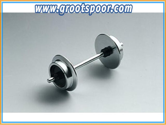 LGB 67343 Metallradsatz klein, 2 Stk.