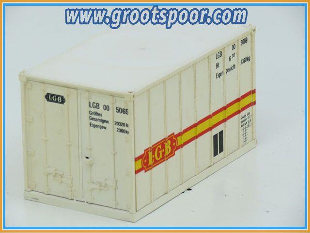 LGB 4069 Container lgb 00 5069