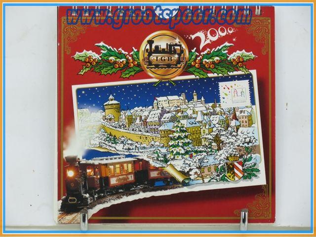 LGB Postkaarten Kalender 2000