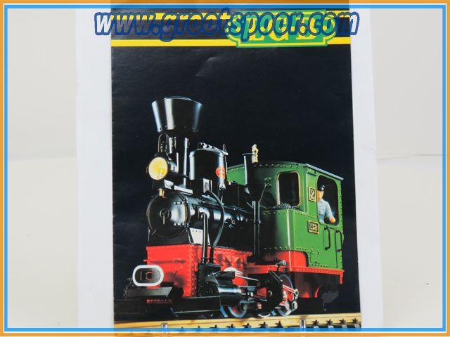 LGB reclame blad 1981 1982