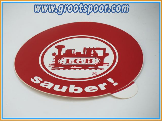 LGB Sticker, Aufkleber 8,5 cm sauber !