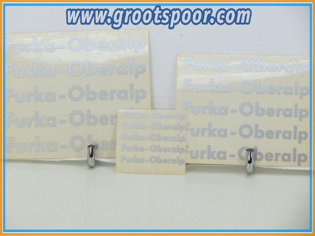 LGB Stickervel 020