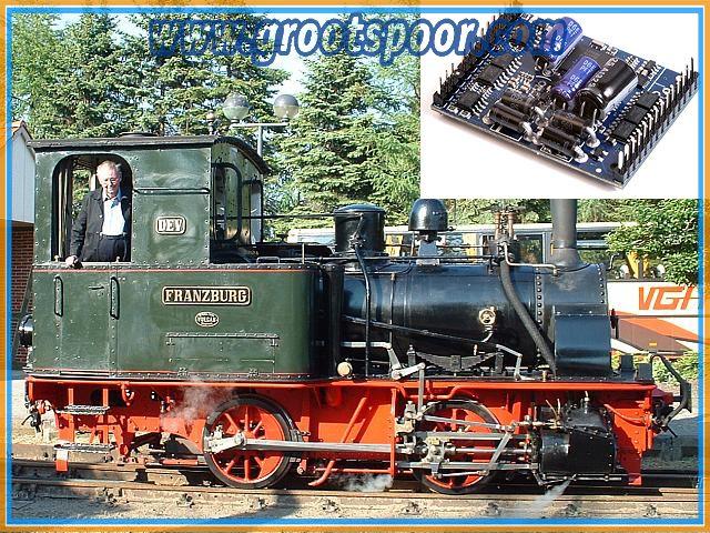 MASSOTH 8215018 eMOTION XLS-M1 Franzburg