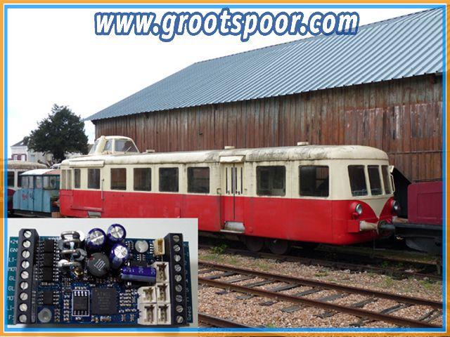 MASSOTH 8220580 X5800 Schienenbus