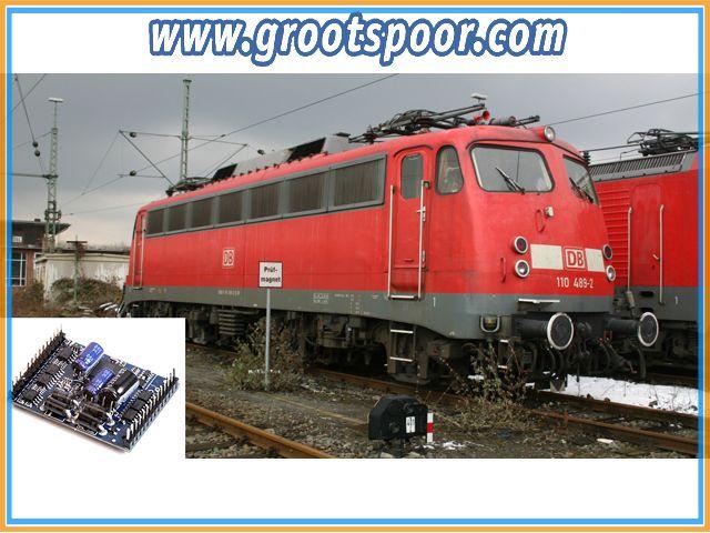 MASSOTH 8235075 eMOTION XLS-M1 DB E10 / BR 139