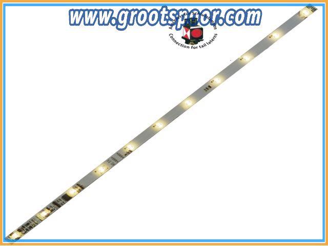 MD 4306 LLM (LED Decoder Lichtleiste 335mm trennbar, Zusatzausgang, 2min. Pufferanschluss , Spur Z, N, H0, G)