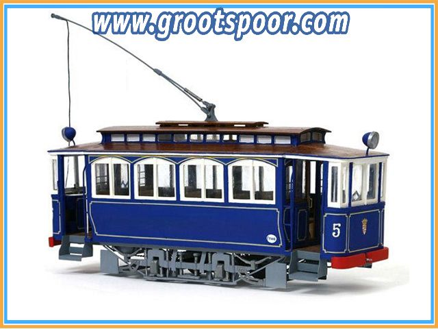 OCCRE 53001 Tranvia blau