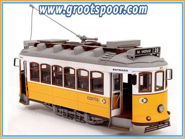 OCCRE 53005 Lisboa Tram