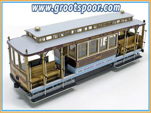 OCCRE 53007 San Francisco Tram