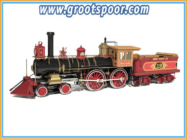 OCCRE 54008 119 Rogers Locomotive