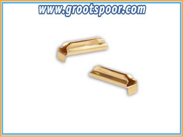 PIKO 35290 G-Metall Schienenverbinder (20 St.)