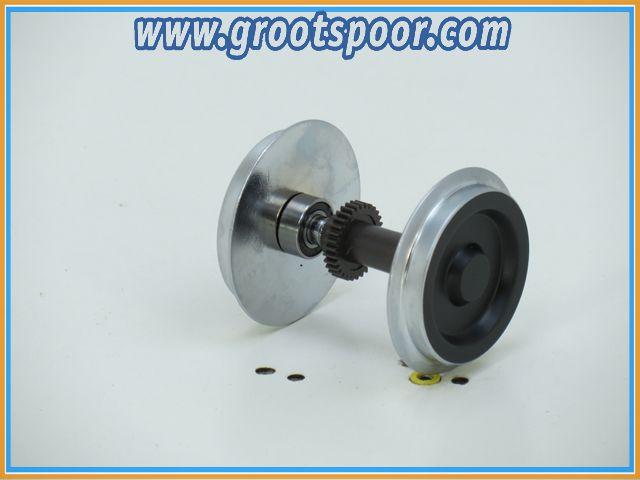 PIKO 36075 G-Radsatz (KL) für BR218, V100, V199