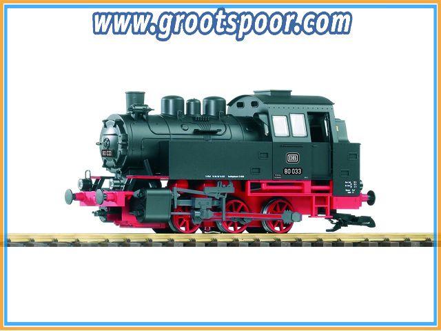 PIKO 37202 G-Dampflok BR 80 DB III