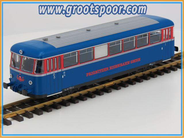 Piko 37304 Schienenbus Beiwagen Prignitzer Eisenbahn V
