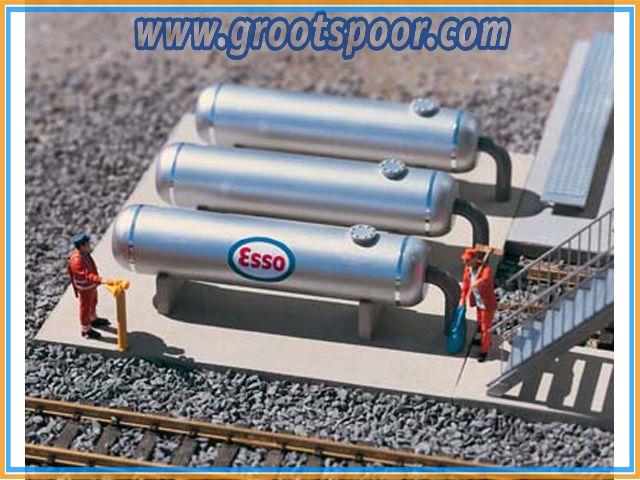 PIKO 62048 Raffinerie Lagertanks