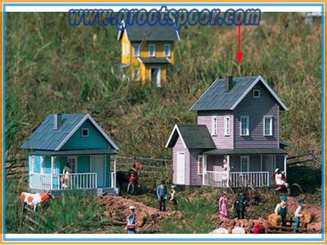 PIKO 62248 Grandpa's Landhaus