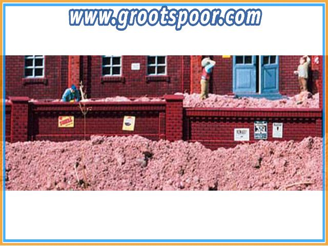 PIKO 62288 Fabrikmauern