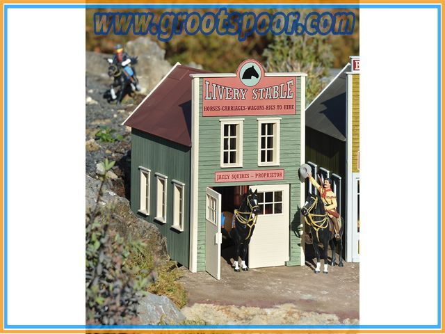 PIKO 62714 G-FM Pferde-Verleih