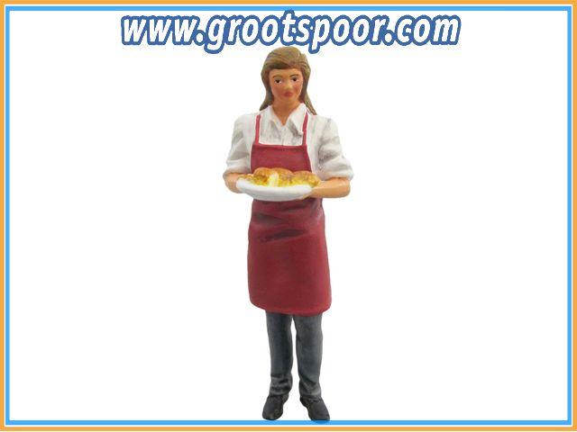 Prehm-Miniaturen 500073 Bäckereiverkäuferin