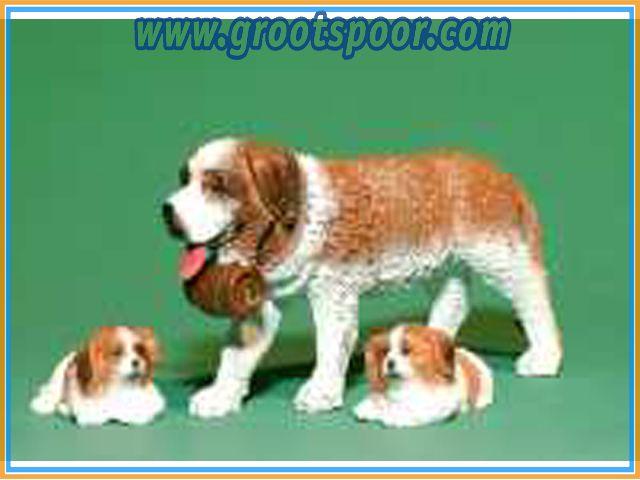 Prehm-miniaturen 500121 Schweizer Rettungshund