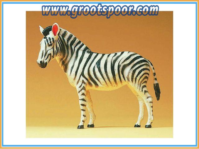 Preiser 47529 Zebra 1:25