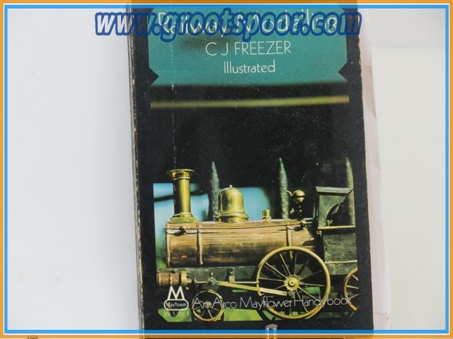 Railway Modelling CJ Freezer illustated