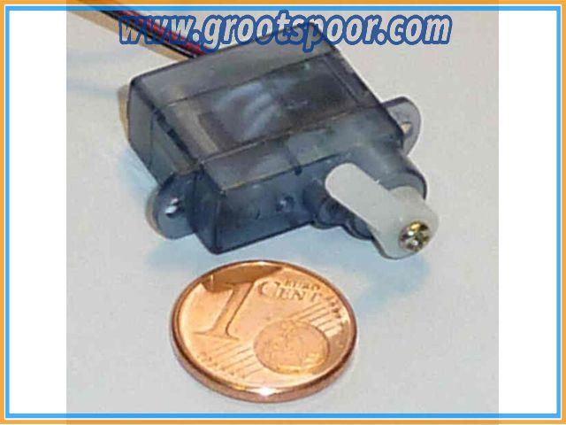 DIETZ D-S-TL Miniatur-Servo
