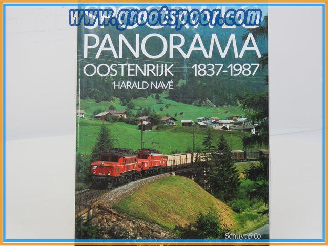 Spoorweg Panorama Oostenrijk 1837 - 1987