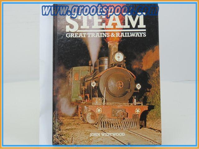 Steam Great Trains & Railways