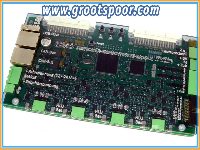 ZIMO 998804 STEIN88V