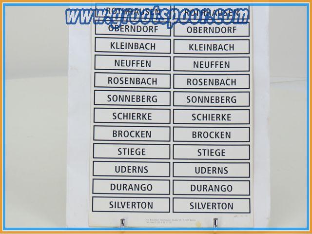 Stickervel 061 Rothhausen Oberndorf