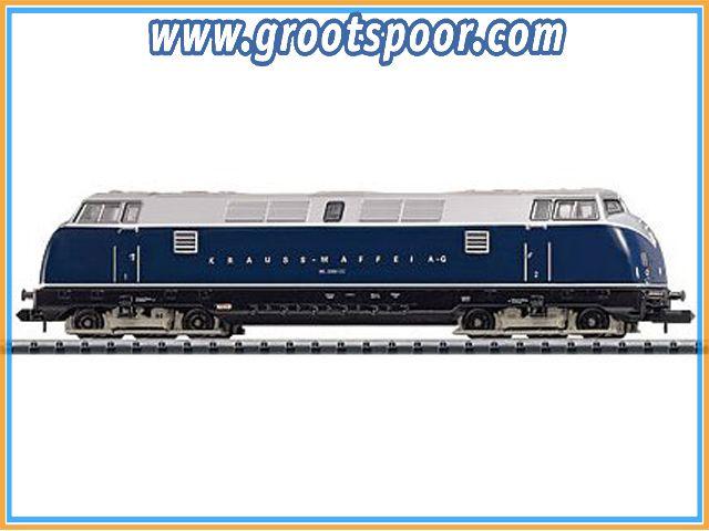 JDZ D66 ML 2200 CC in blauw-grijs V300